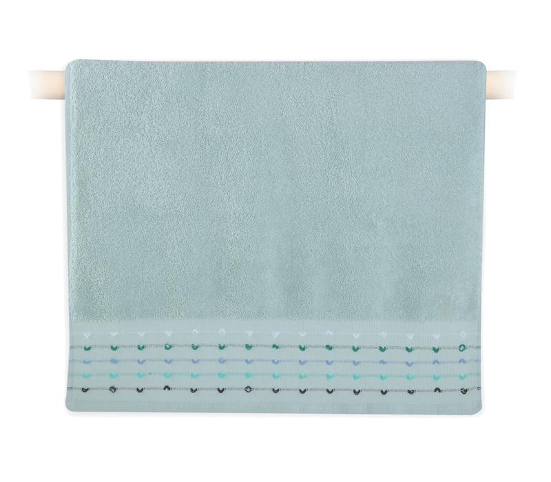 Πετσέτα Προσώπου 50×90 Nef Nef Spot Aqua