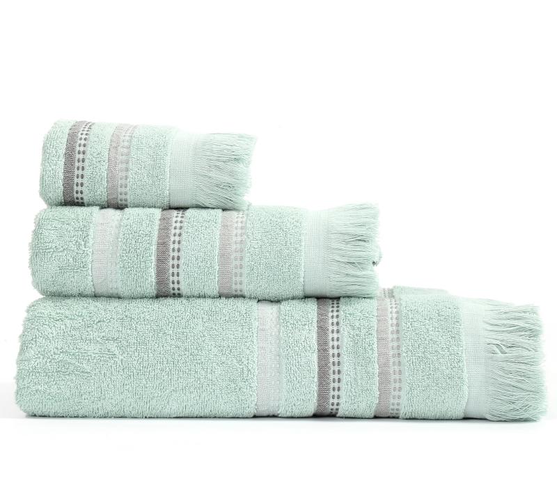 Πετσέτες Μπάνιου (Σετ 3 Τμχ) Limit Nef Nef Mint
