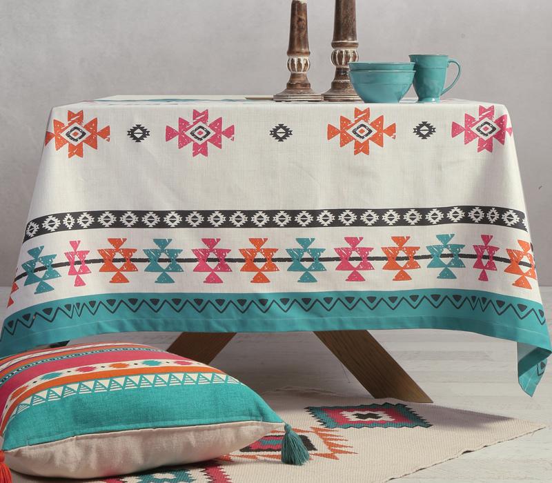 Τραπεζομάντηλο 140×240 Nef Nef Half Panama Colorful
