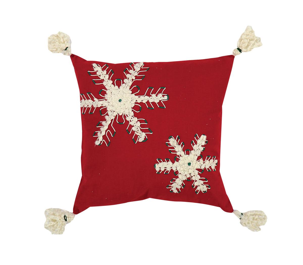 Διακοσμητικό Μαξιλάρι 45×45 Nef Nef Snowing