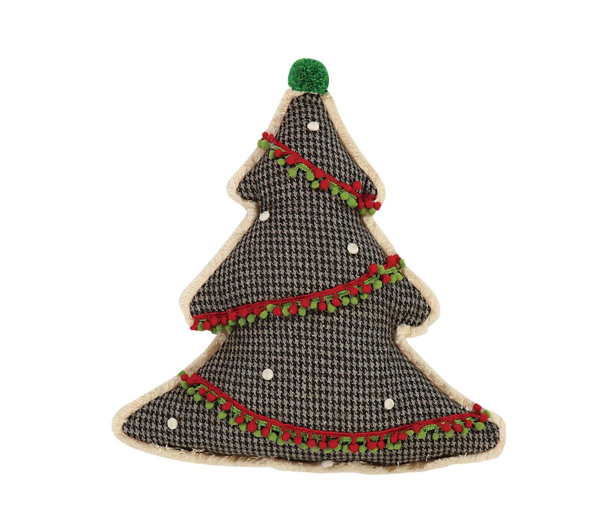 Διακοσμητικό Μαξιλάρι 40×40 Nef Nef Christmas Spirit