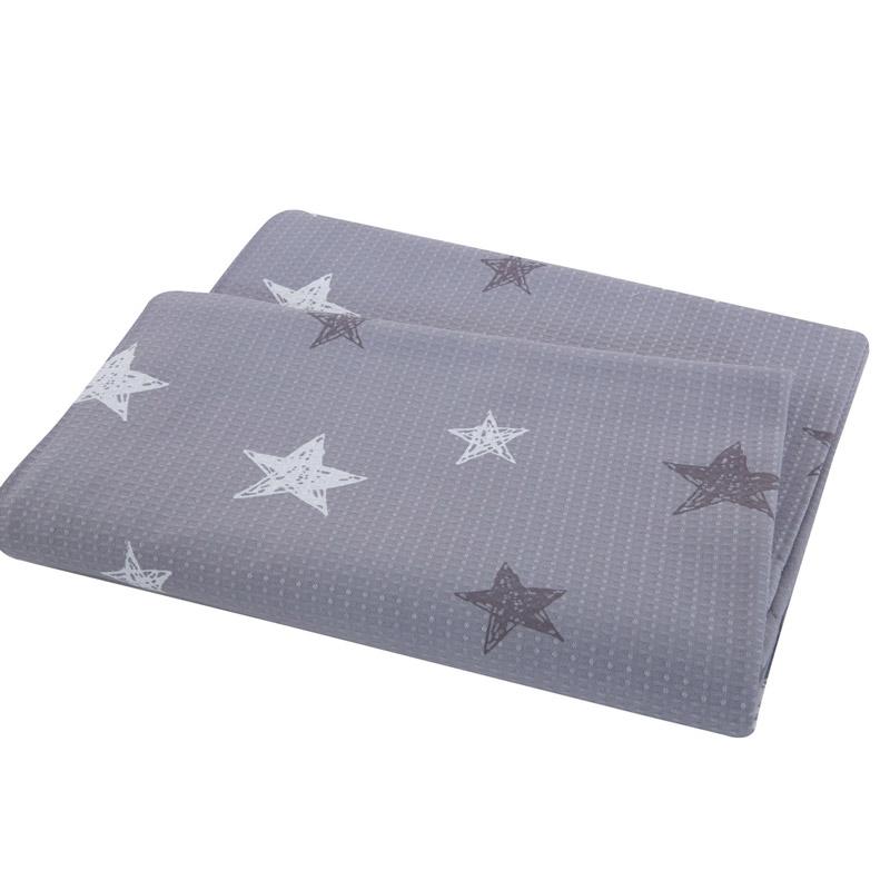 Κουβέρτα Πικέ Μονή 160×240 Nef Nef Fantasy Grey
