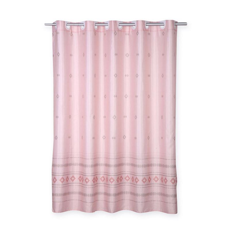 Κουρτίνα Μπάνιου 180×180 Nef Nef Perez Pink