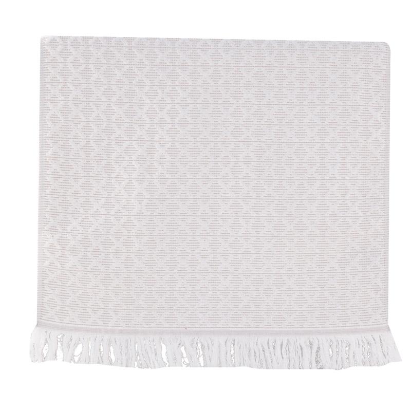 Πετσέτα Προσώπου 50×90 Nef Nef Geneva Ecru