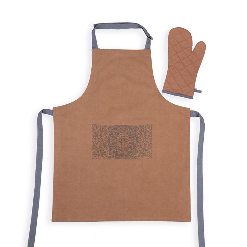 Σετ Κουζίνας (2 Τμχ) Nef Nef Amadeus Mustard