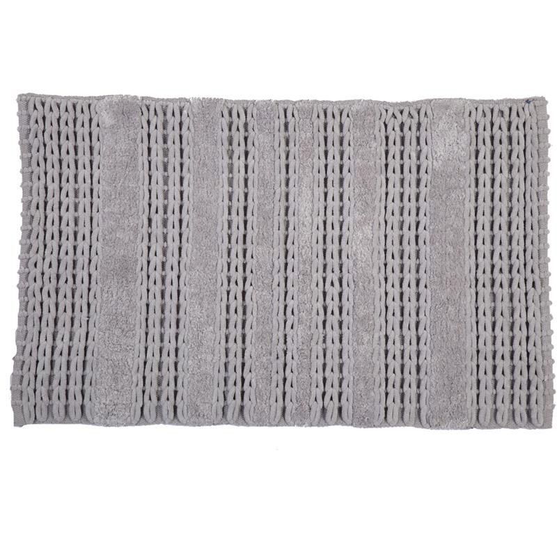 Πατάκι Μπάνιου 60×90 Nef Nef Life 725-Grey