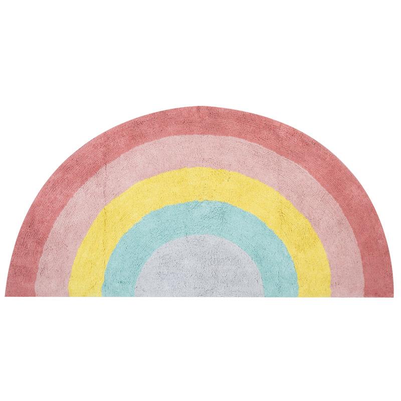 Παιδικό Χαλί 70×140 Nef Nef Rainbow Pink