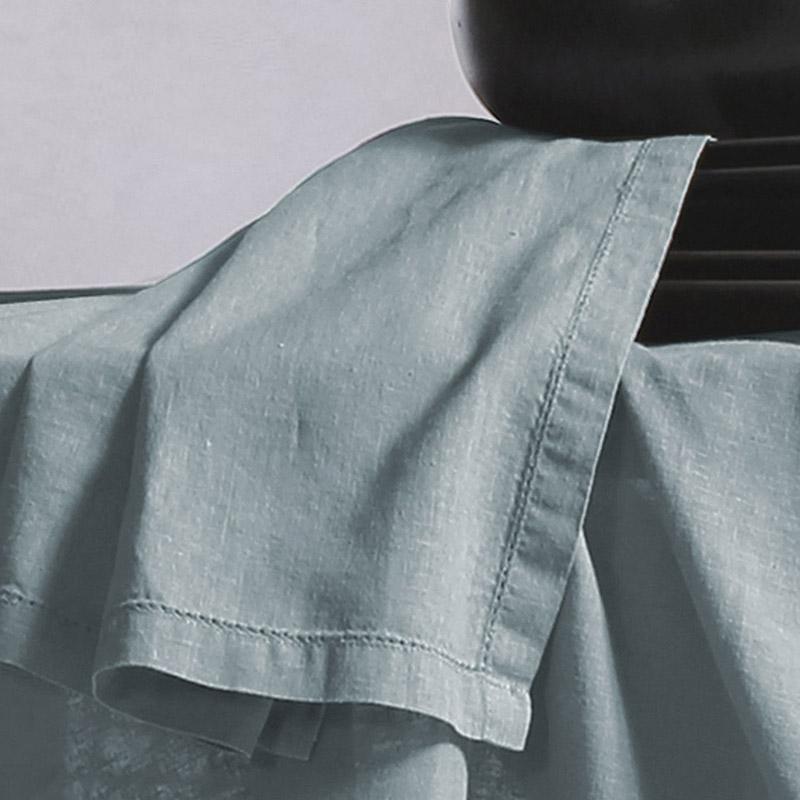 Πετσέτες Φαγητού 50×50 Nef Nef Cotton-Linen Aqua (50×50)