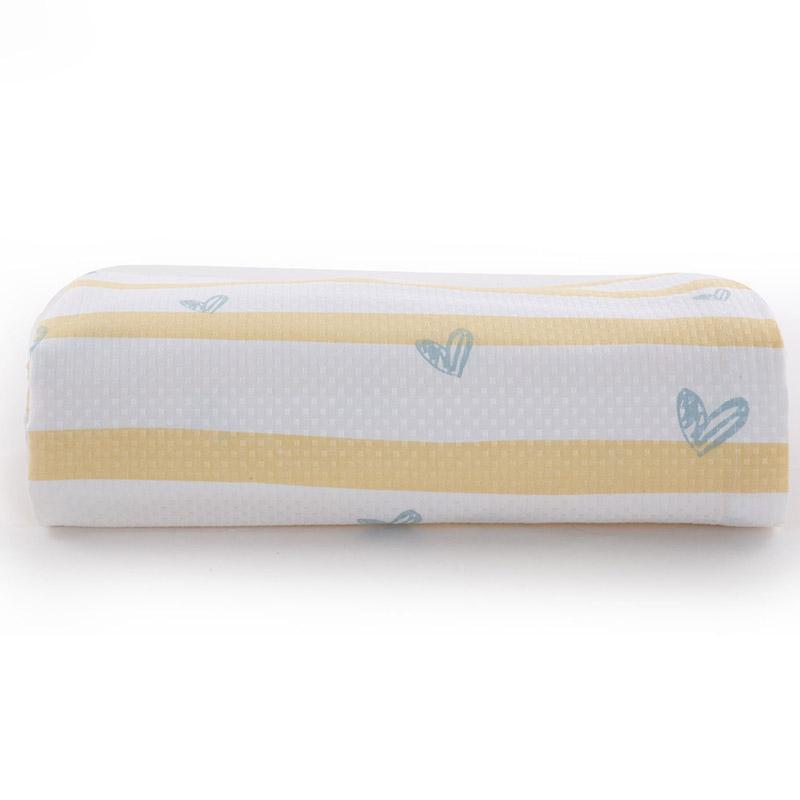 Κουβέρτα Πικέ Μονή 160×240 Nef Nef Fresh Line Yellow
