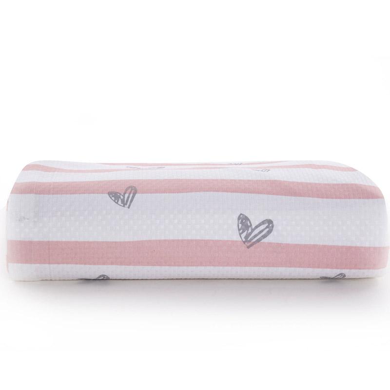 Κουβέρτα Πικέ Μονή 160×240 Nef Nef Fresh Line Pink