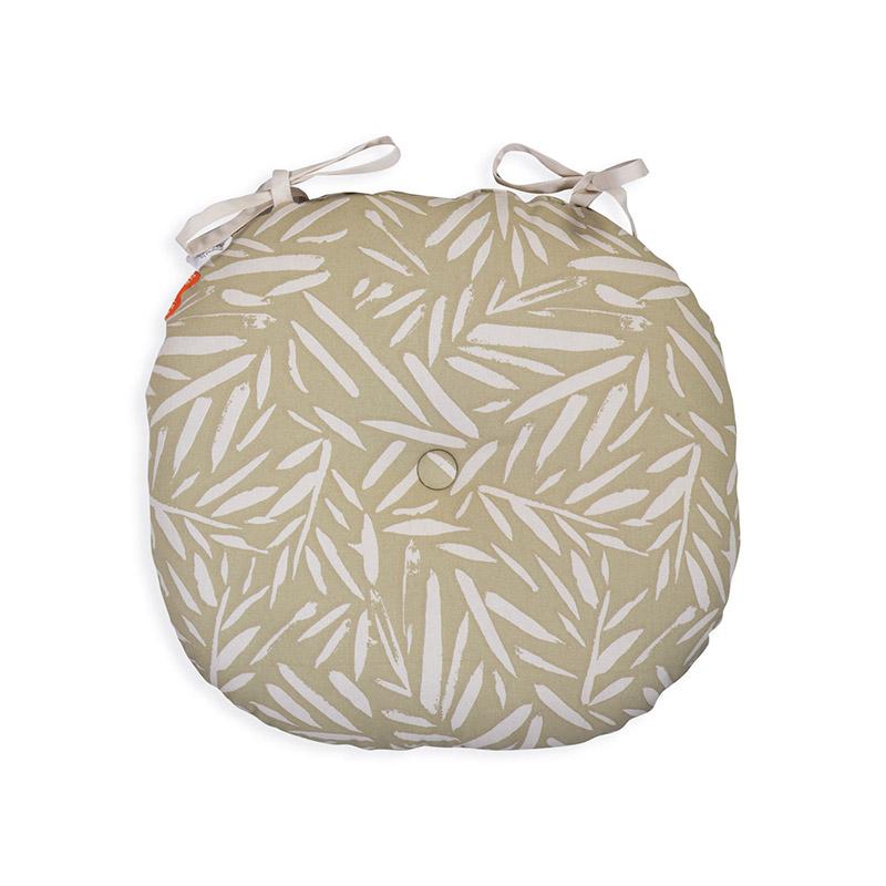 Μαξιλάρι Καρέκλας 40×40 Nef Nef Natura Cream