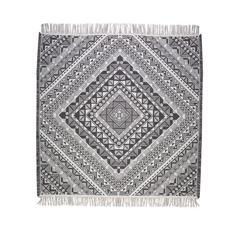 Πετσέτα Θαλάσσης 160X160 Nef Nef Amazed Black