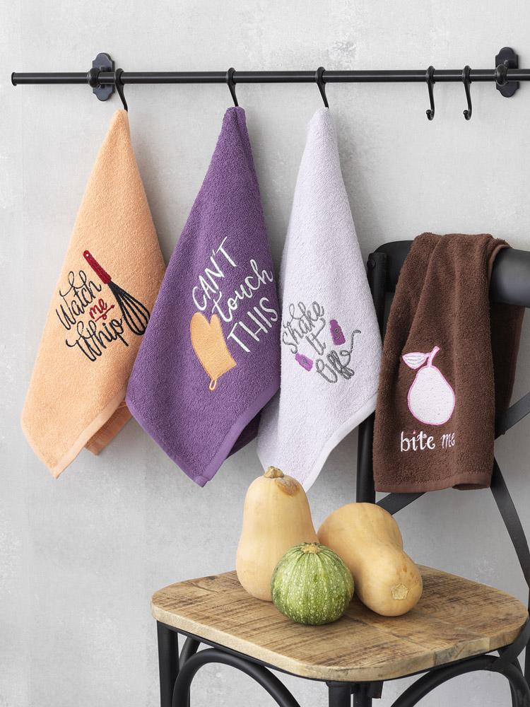 Πετσέτες Κουζίνας (Σετ 4 Τμχ) Palamaiki Kt080