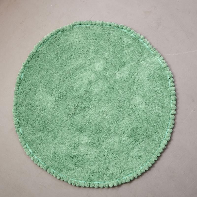 Στρογγυλό Χαλί Φ120 Palamaiki Kids Decor Sugar Mint