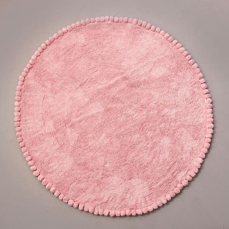 Στρογγυλό Χαλί Φ120 Palamaiki Kids Decor Sugar Pink