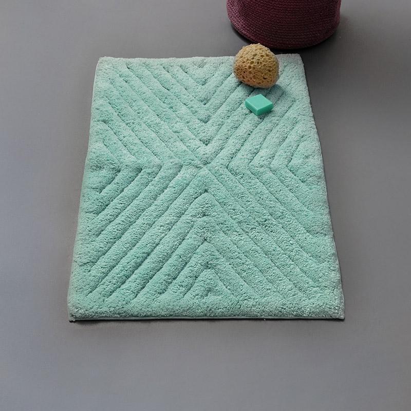 Πατάκι Μπάνιου 50X80 Palamaiki Bathmat Collection Badel Green