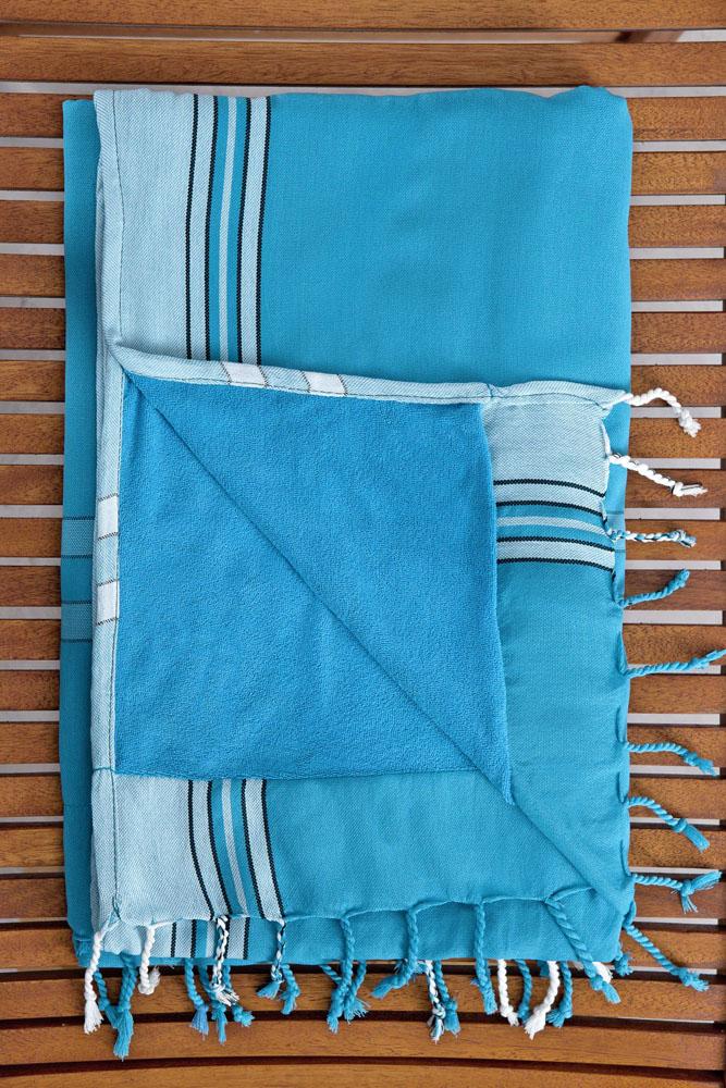 Πετσέτα/Παρεό 95×175 – Nima Mahabali Blue
