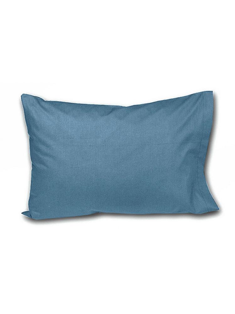 Σεντόνι Μονό με Λάστιχο Unicolors Nima – Blue
