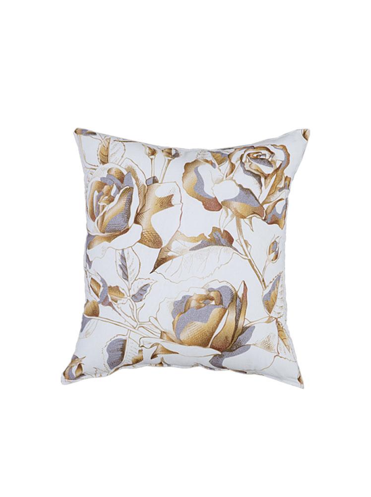 Διακοσμητική Μαξιλαροθήκη 45×45 Nima – Golden Rose