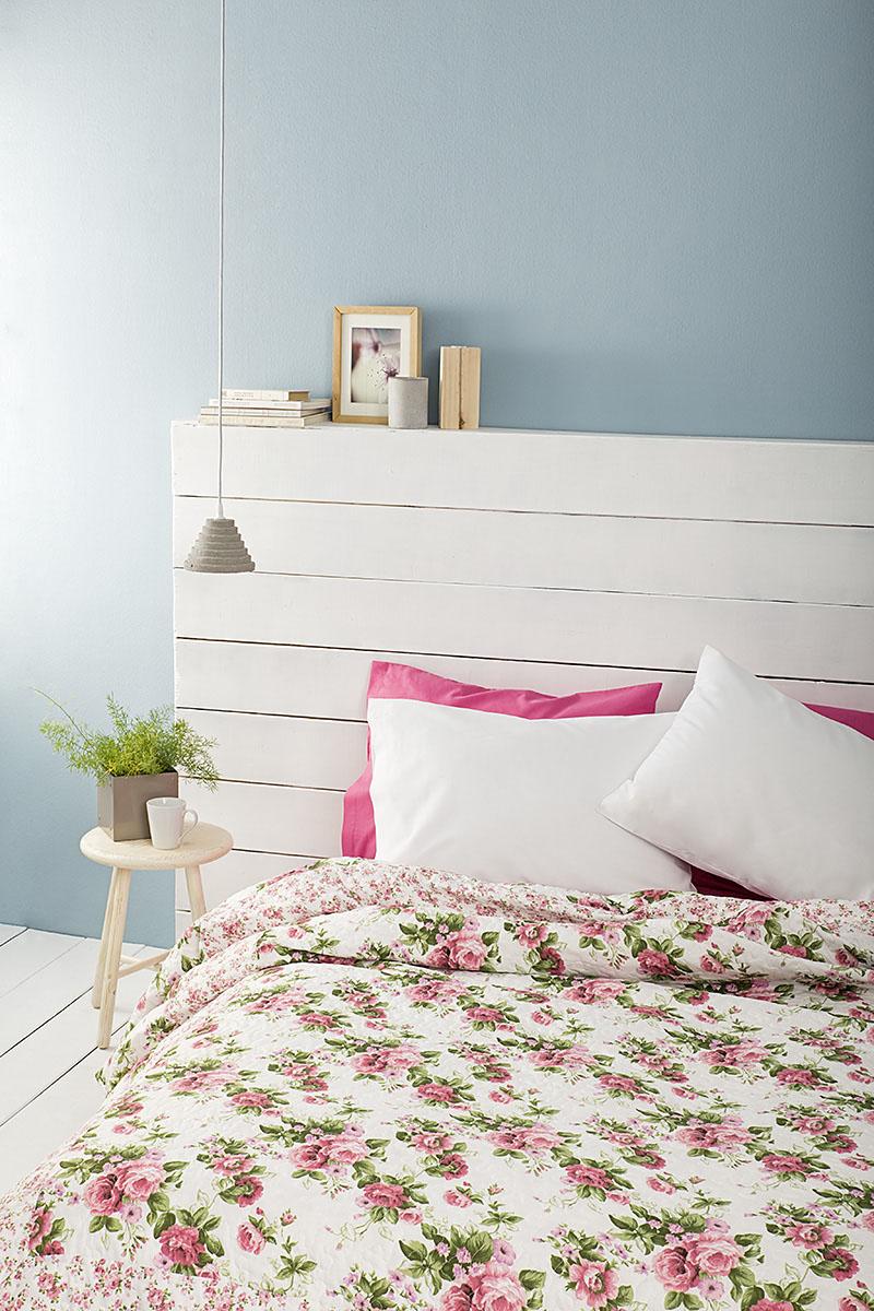 Κουβερλί Υπέρδιπλο Nima - Bed of Roses λευκά είδη υπνοδωμάτιο κουβερλί κουβερλί υπέρδιπλα
