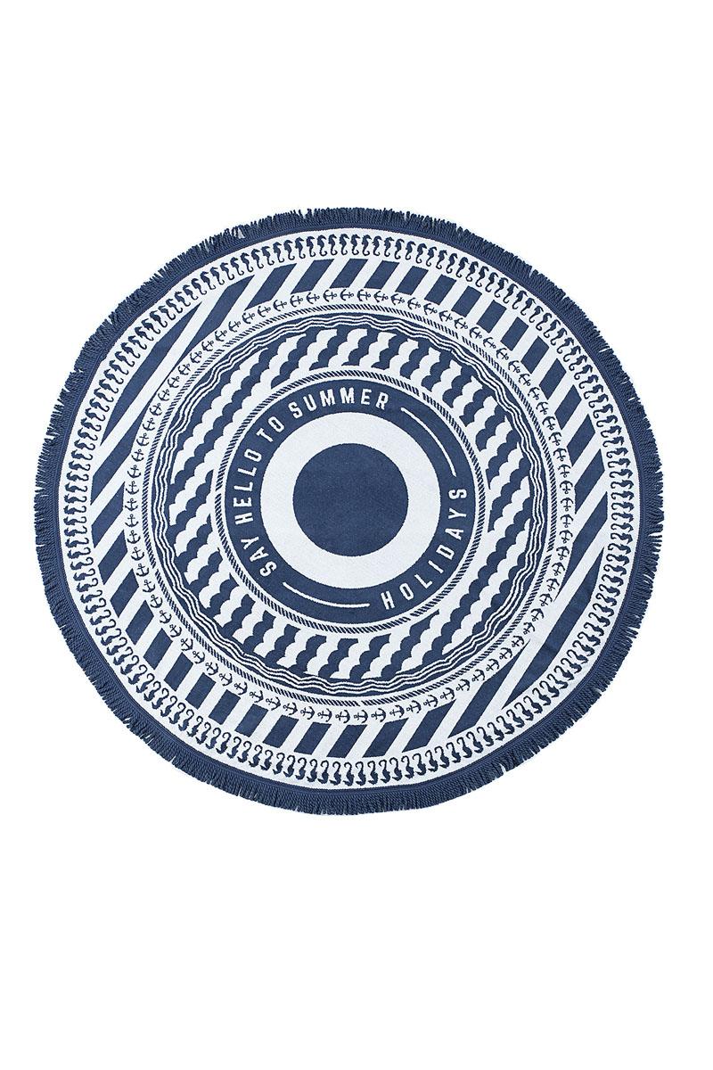 Πετσέτα Θαλάσσης Στρογγυλή R150 Nima – Summering