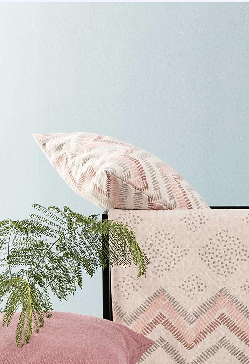Διακοσμητική Μαξιλαροθήκη 50×50 Nima – Bonolo Pink