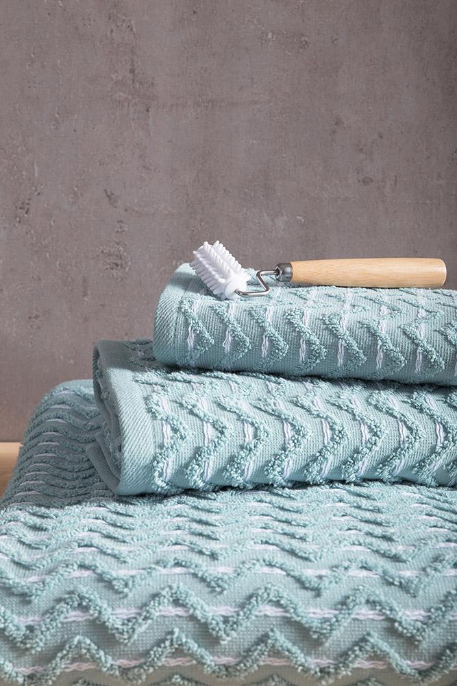 Πετσέτα Μπάνιου 70×140 Nima – Vestige Blue