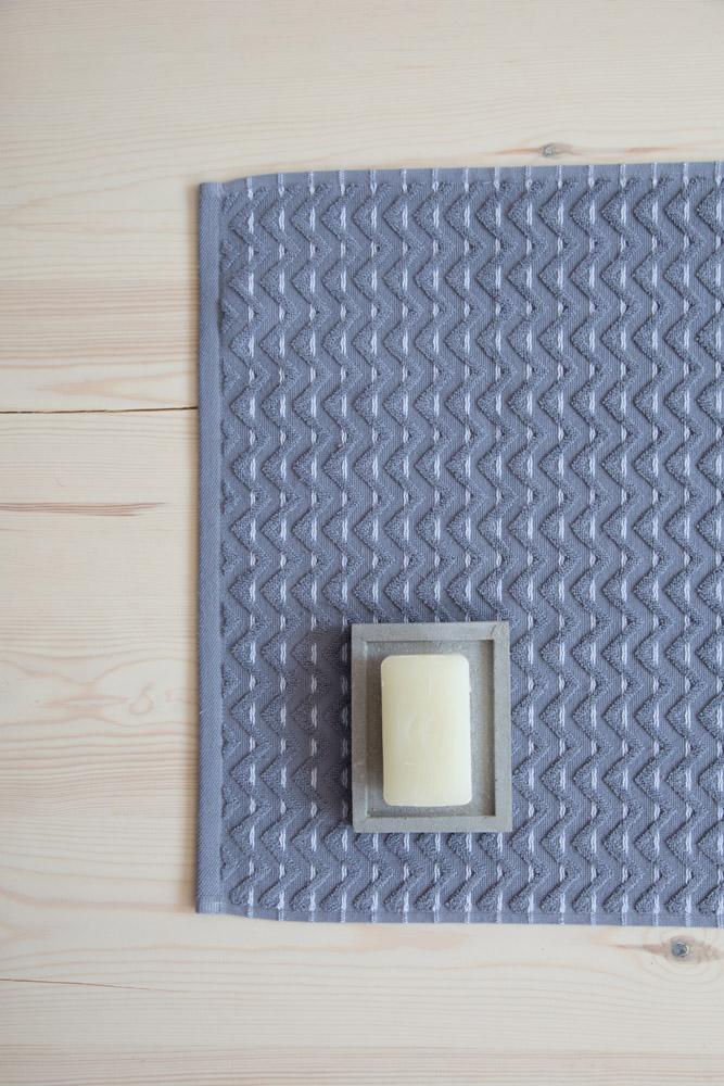 Πατάκι Μπάνιου 50×80 Nima – Vestige Gray