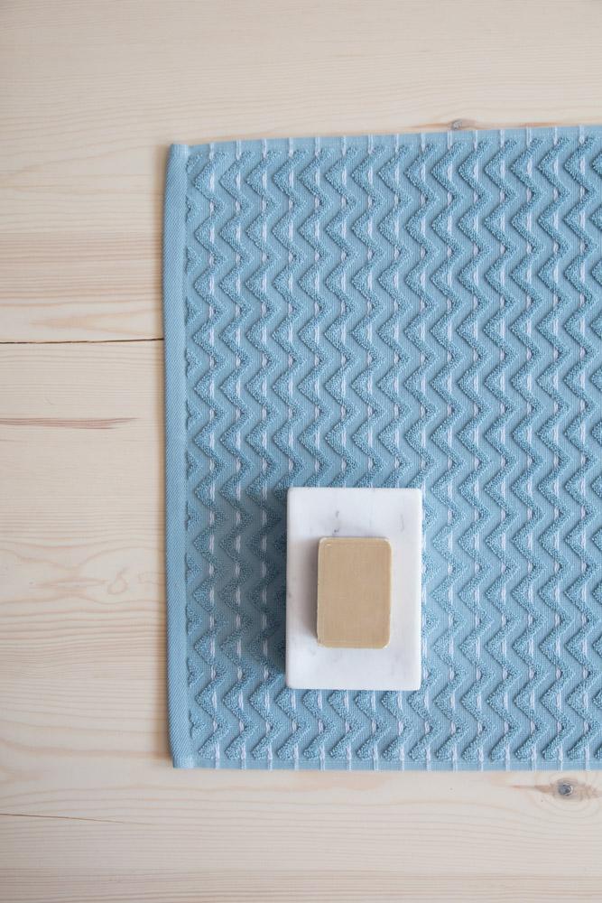 Πατάκι Μπάνιου 50×80 Nima – Vestige Blue