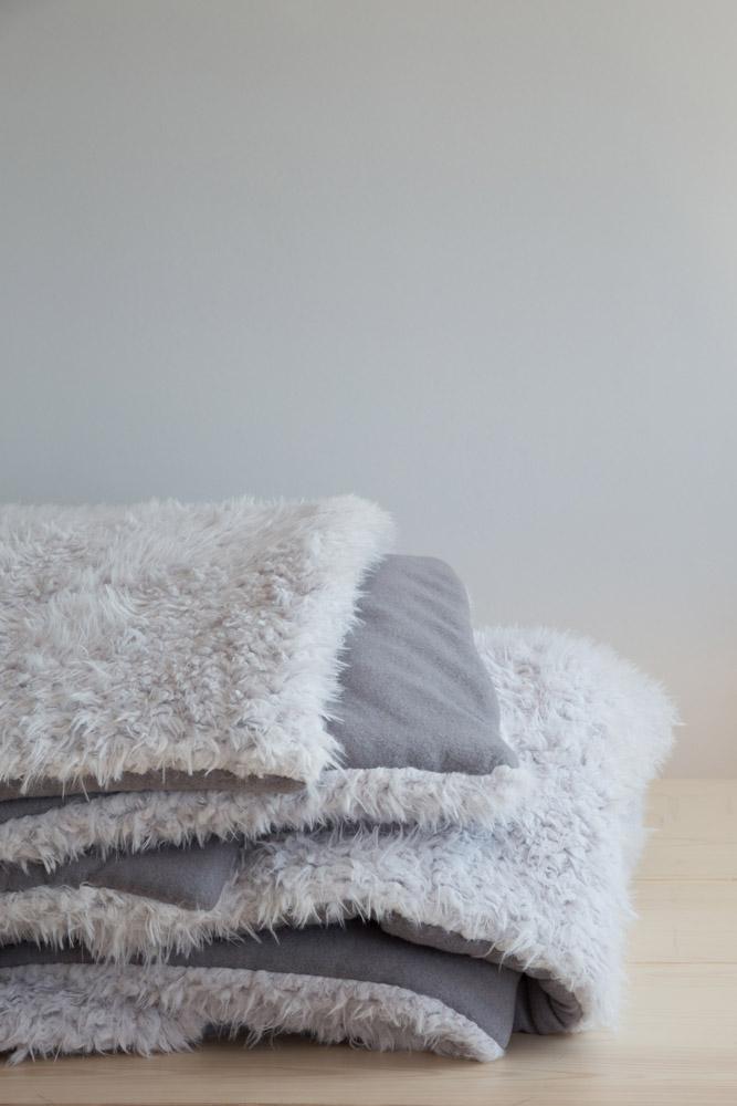 Κουβερτοπάπλωμα 220×240 Nima – Smooth Gray