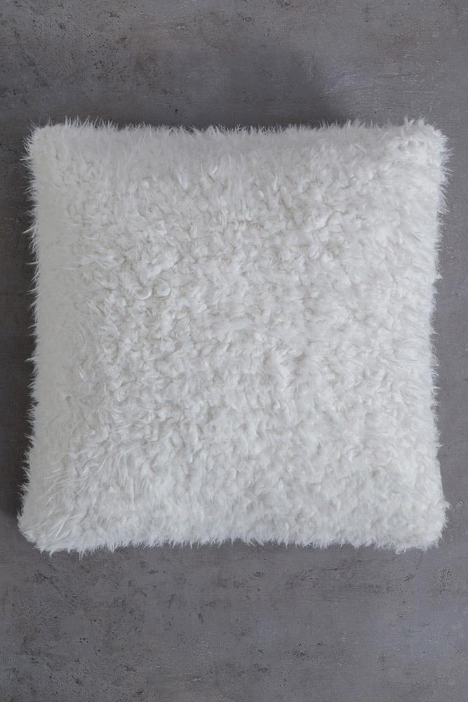 Διακοσμητικό Μαξιλάρι 45×45 Nima – Sleek Ivory