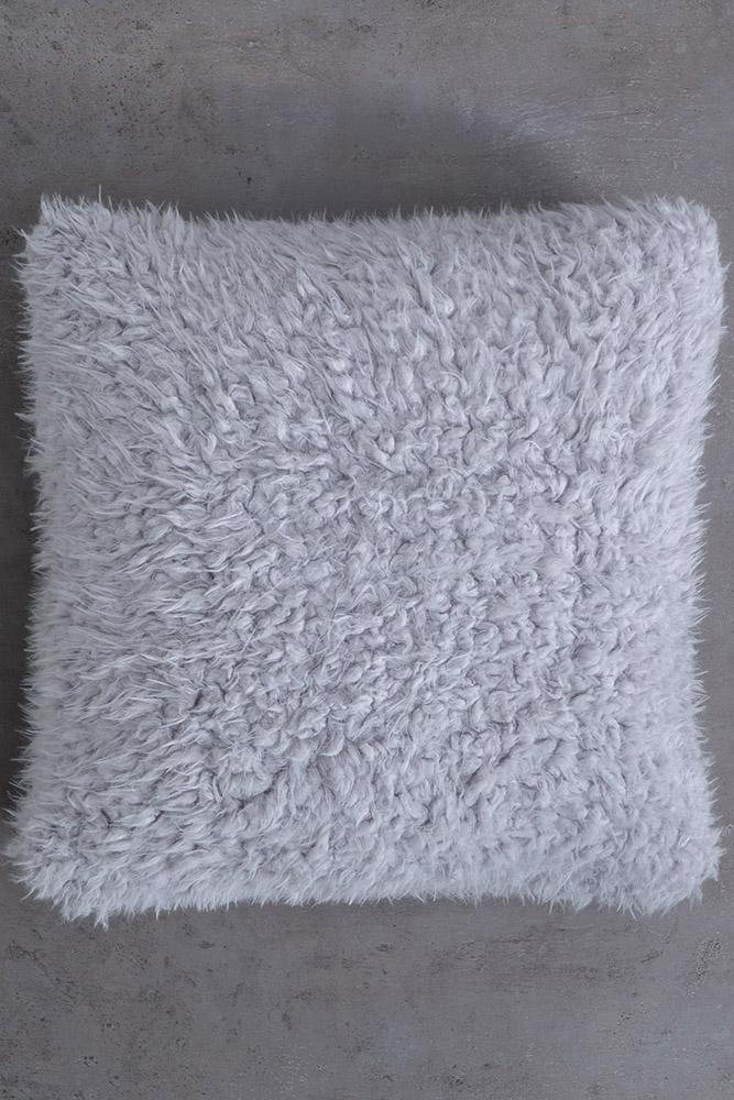 Διακοσμητικό Μαξιλάρι 45×45 Nima – Sleek Gray