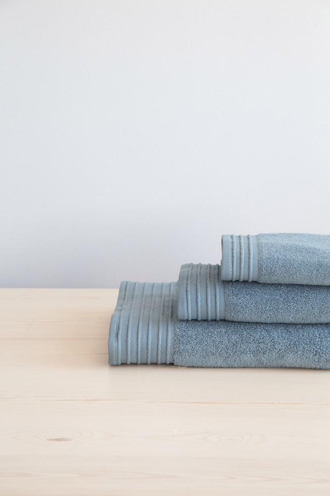 Πετσέτα Προσώπου 50×100 Feel Fresh Nima – Petrol Blue