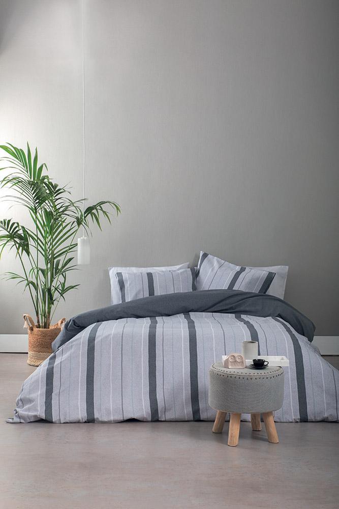 Φανελένια Σεντόνια Υπέρδιπλα (Σετ) Nima – Simplicity