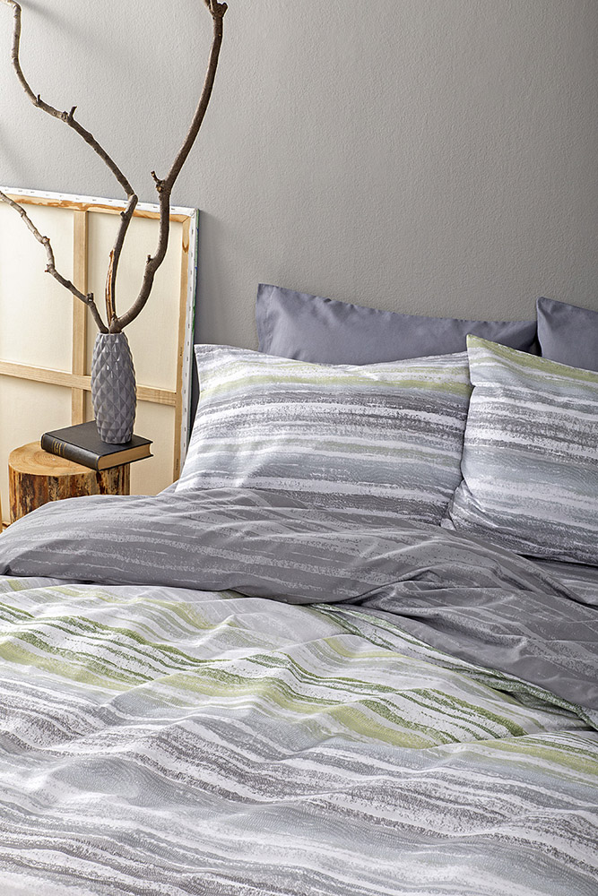 Μαξιλαροθήκες (Ζεύγος) Nima – Softwood Green