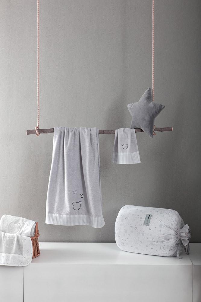 Σετ Πετσέτες (30×50 + 70×140) – Nima Goodnight Mommy