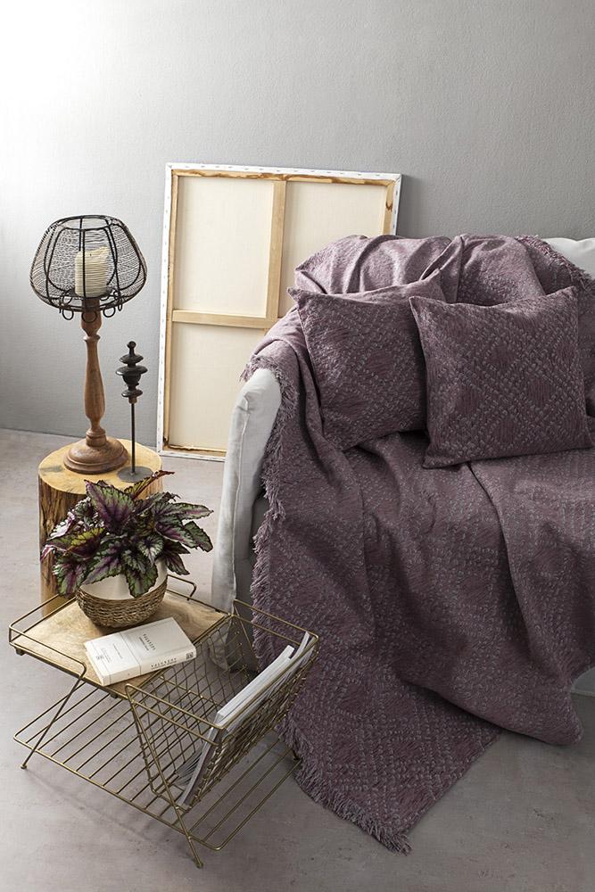 Ριχτάρι 180×240 Nima – Figure Lilac