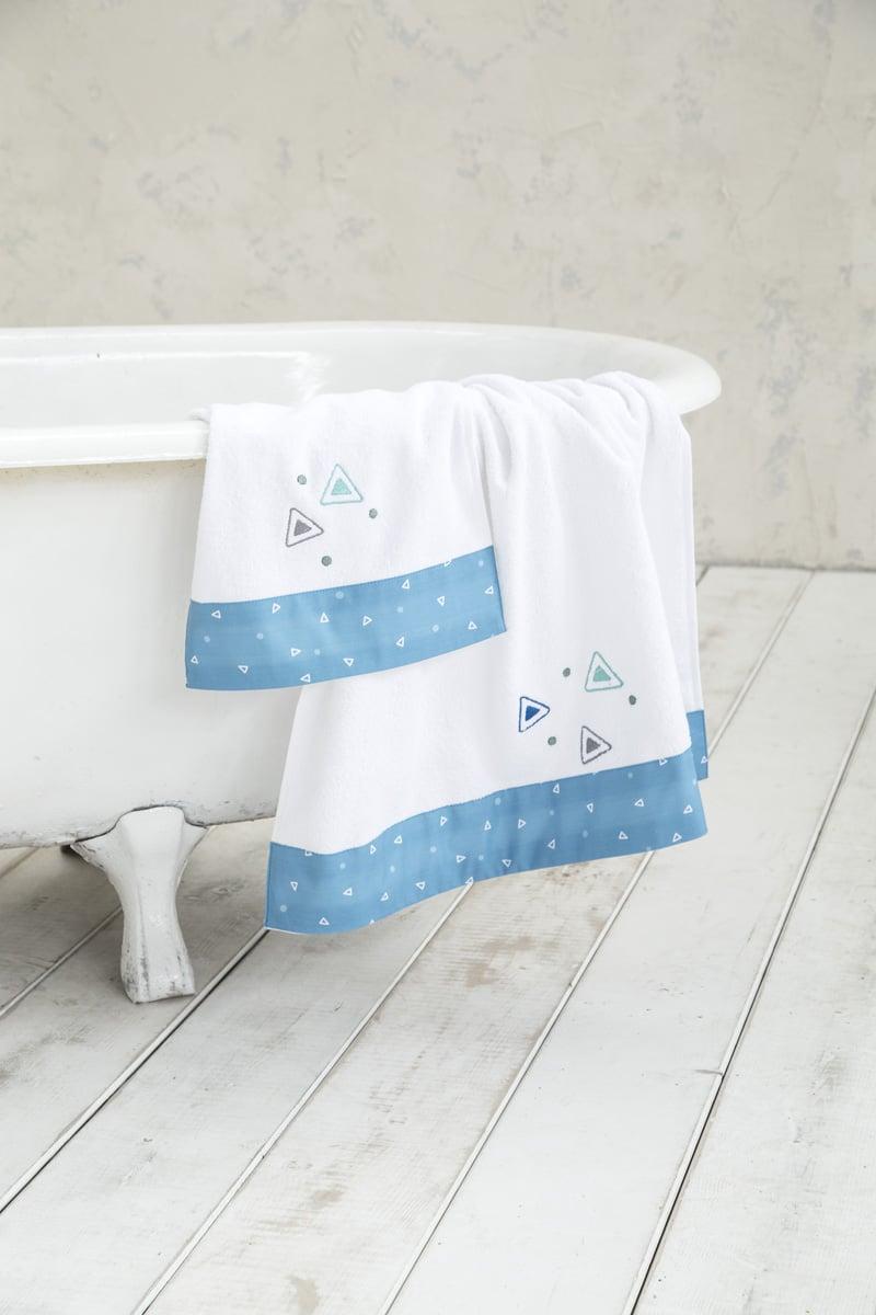 Σετ Βρεφικές Πετσέτες (2 Τμχ) – Nima Blob