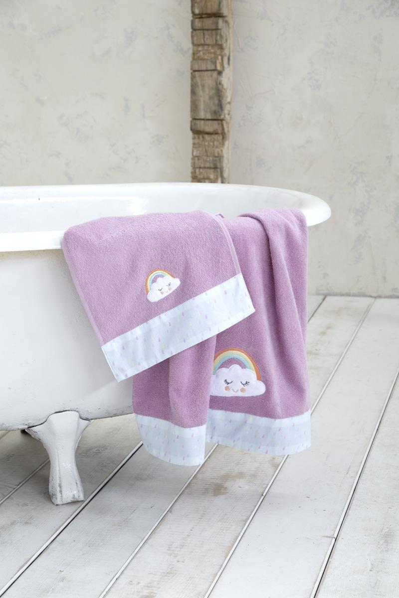 Σετ Βρεφικές Πετσέτες (2 Τμχ) – Nima Pawnee