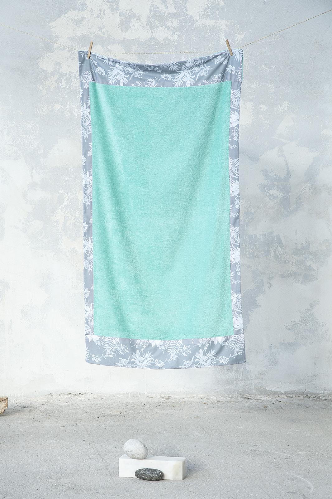 Πετσέτα Θαλάσσης 90×160 – Nima Ocean Flower