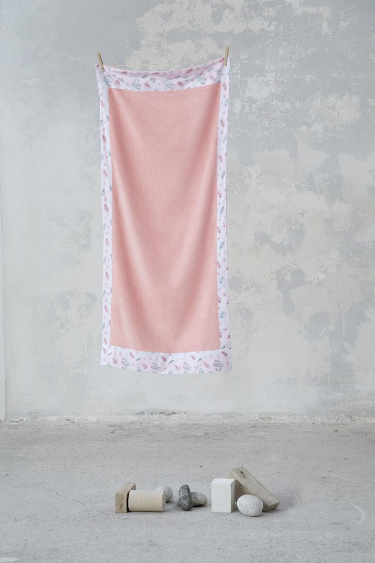Πετσέτα Θαλάσσης 70×140 – Nima Cactolo