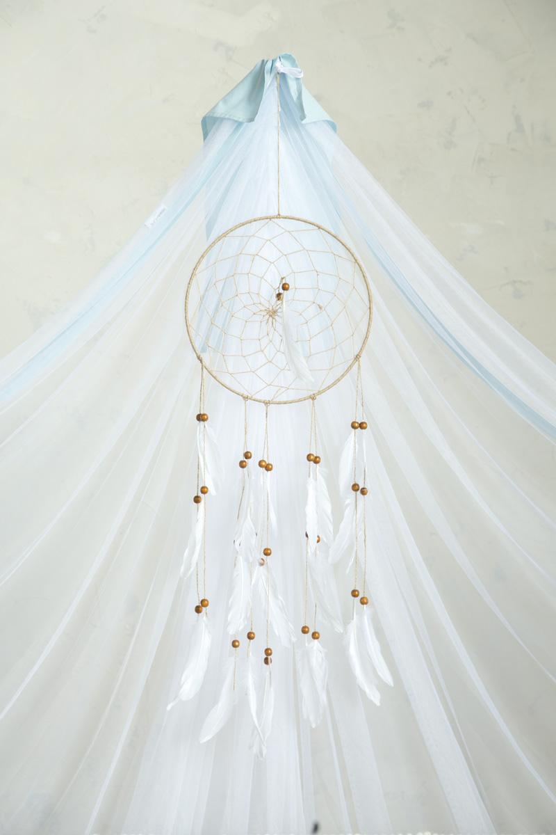 Κουνουπιέρα – Nima Nappy Light Blue