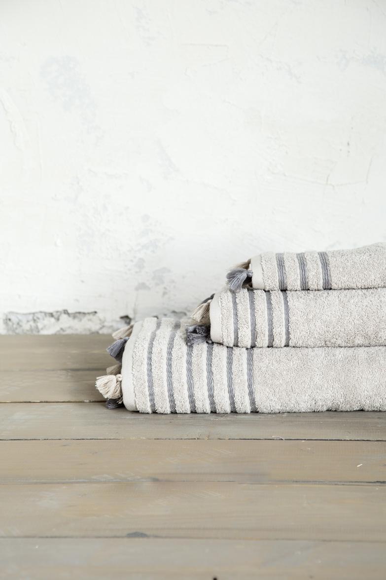 Πετσέτα Χεριών 30×50 – Nima Demure Beige