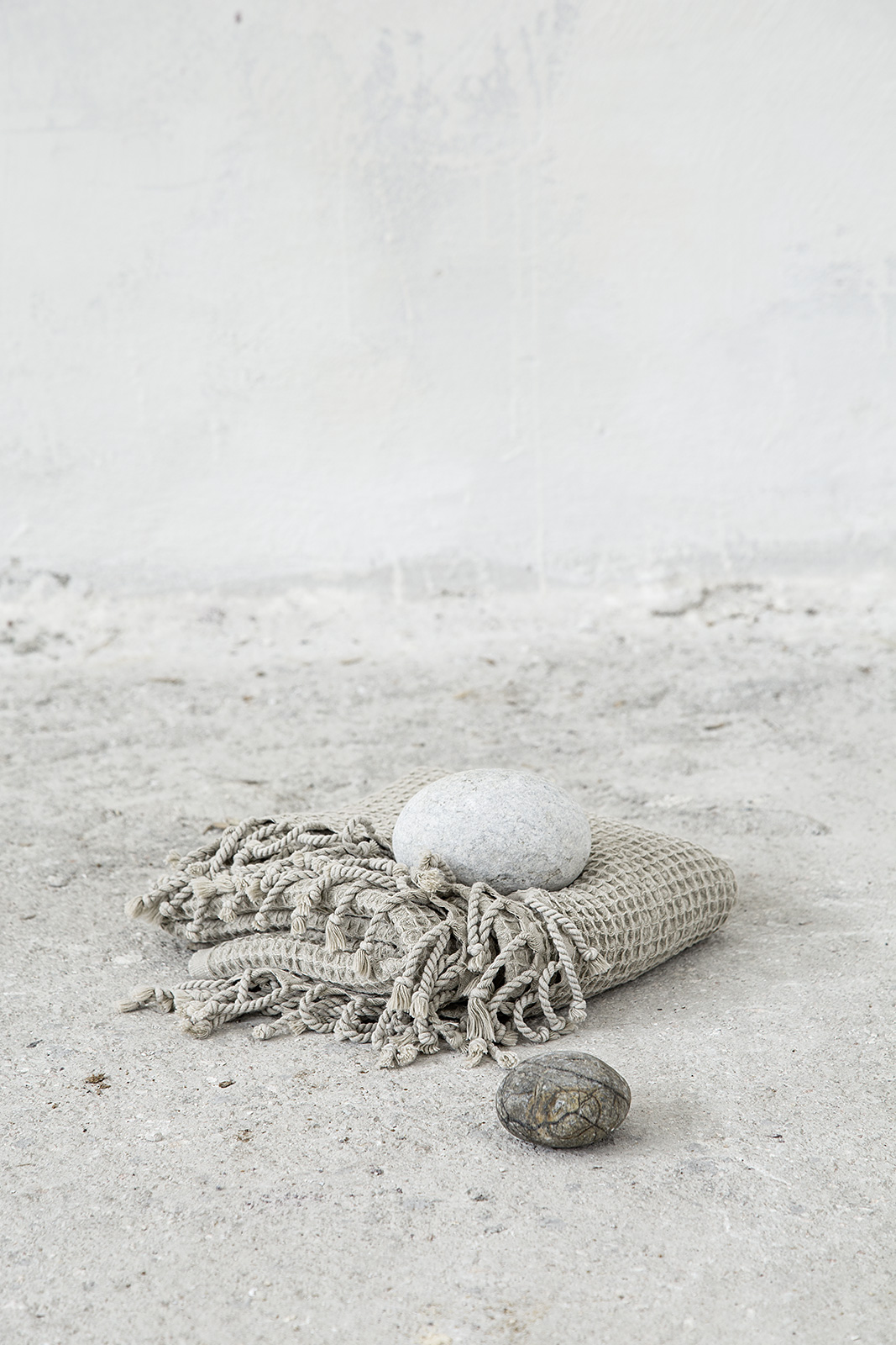 Πετσέτα/Παρεό 95×175 – Nima Character Beige