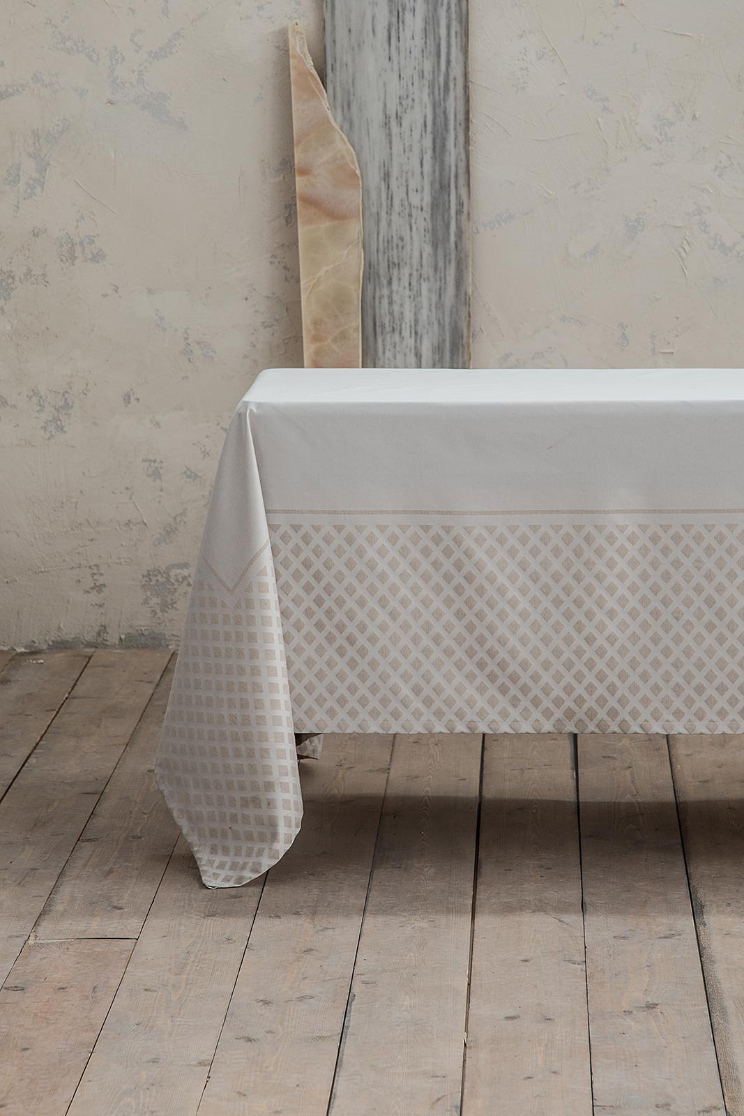 Σετ πετσέτες (4 x 42×42) – Nima Pristine Ivory