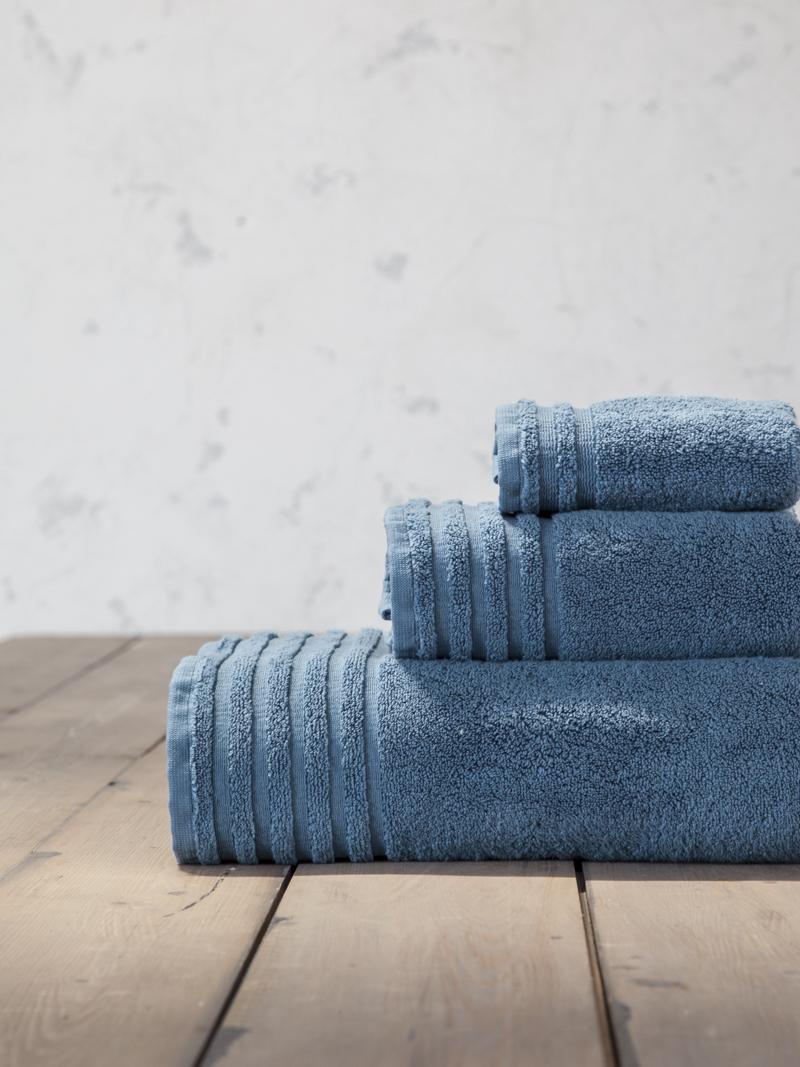 Πετσέτα Προσώπου 50×100 Nima Vista Blue