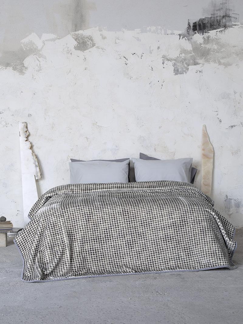 Κουβέρτα Βελουτέ Μονή 160×220 Nima Dash