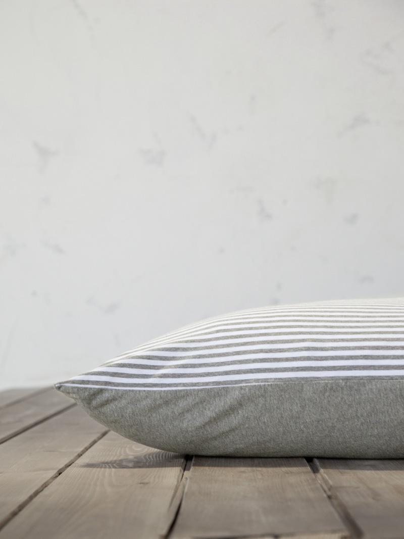 Σεντόνια Μονά (Σετ) 100×200+30 Nima Suave Gray Με λάστιχο