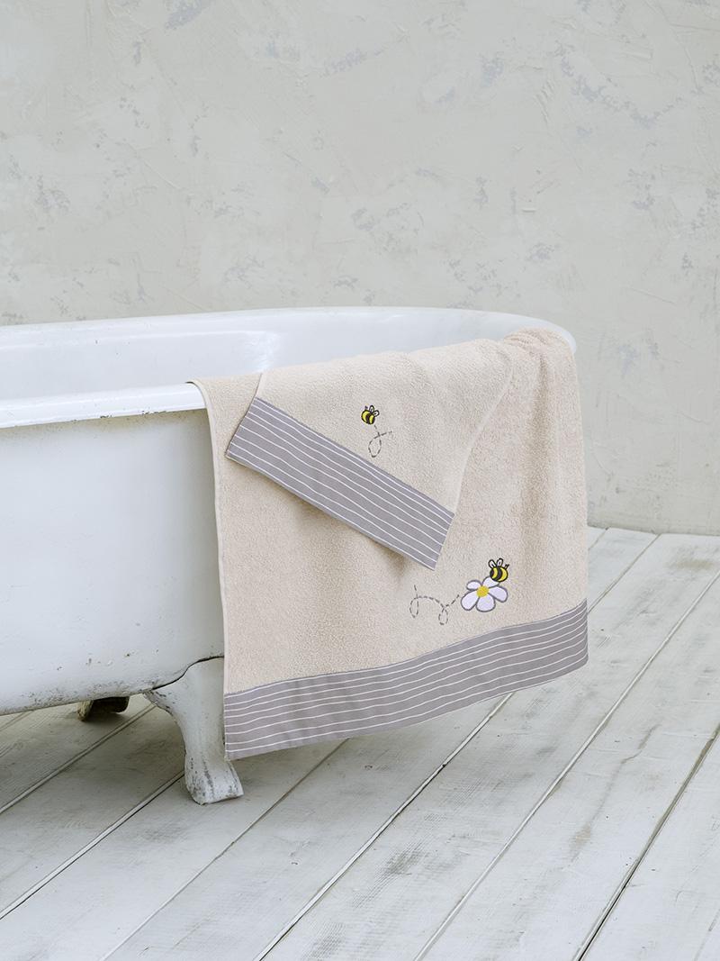 Βρεφικές Πετσέτες (Σετ 2 Τμχ) Nima Meya