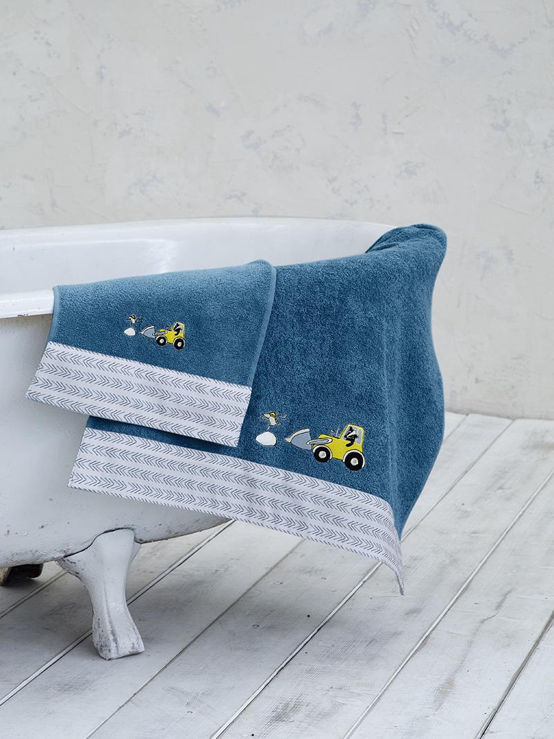 Παιδική Πετσέτα Μπάνιου 70×140 Nima Craftboy